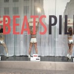 Dancers for Beatspill Product Launch