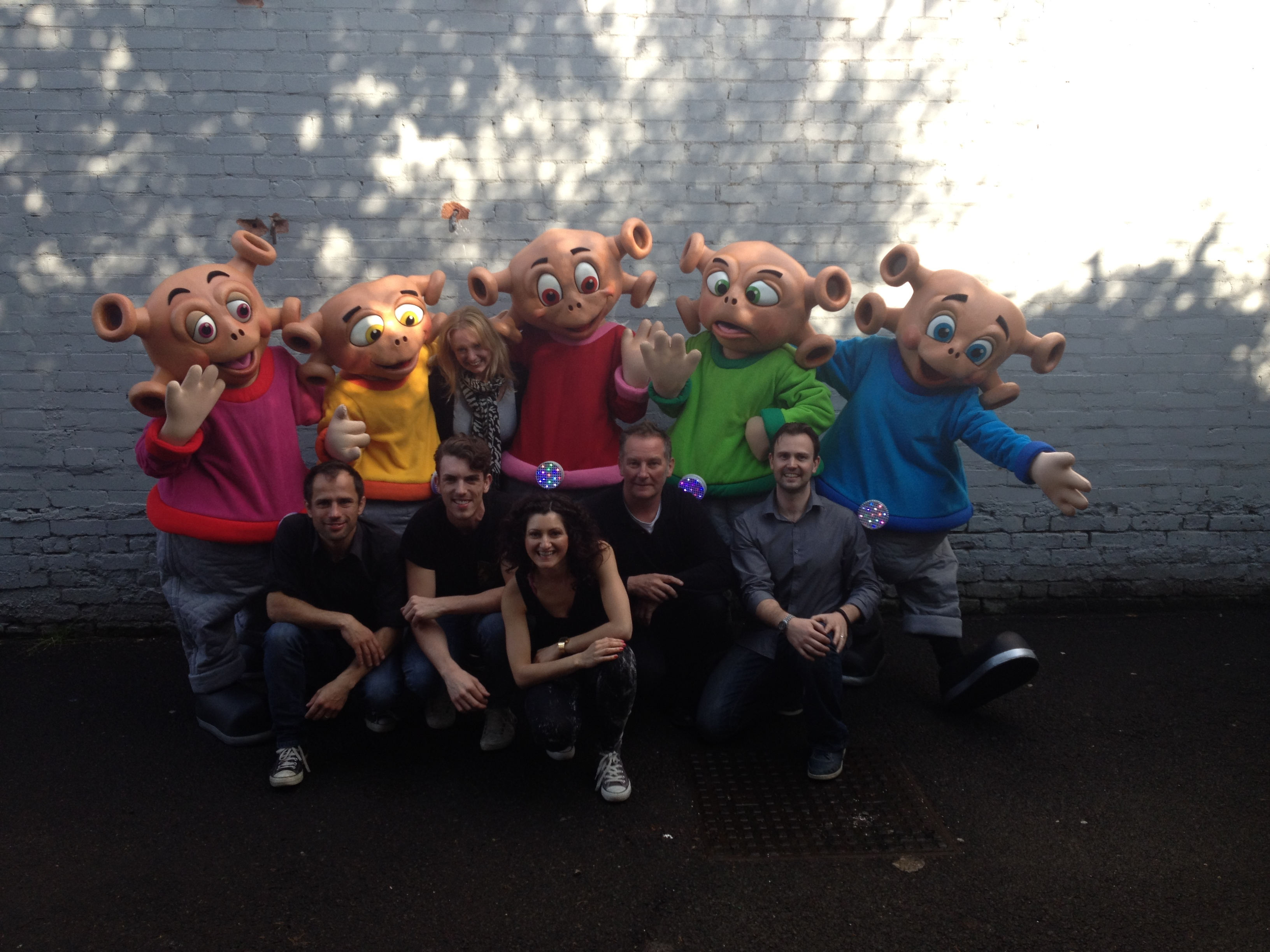 The Zoonies characters and all the producers and creatives.